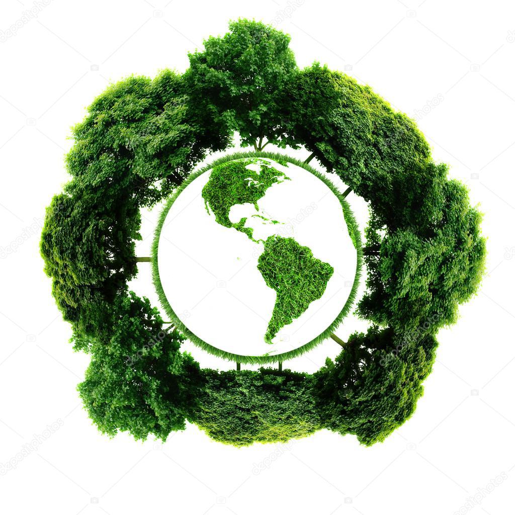 significados del color verde