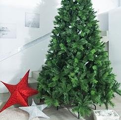 significado del verde en navidad