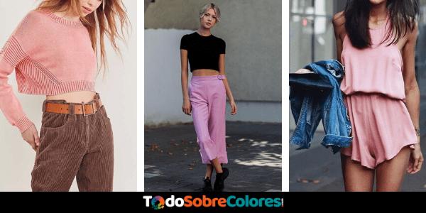 Combina El Color Rosa 15 Ideas Geniales Para Tus Outfits