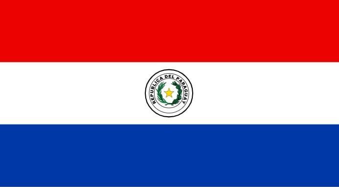 banderas similares por colores