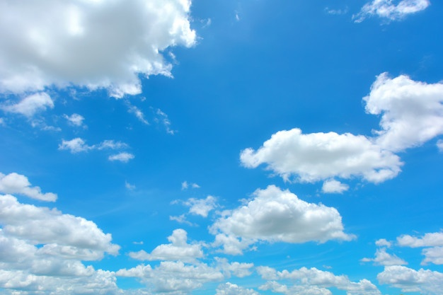 significado positivo color azul cielo