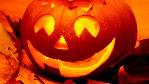 significados del naranja en halloween