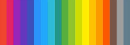 como se combinan los colores