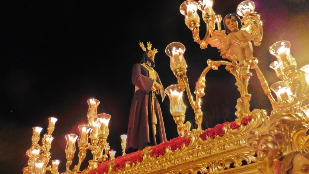 significado del dorado en semana santa