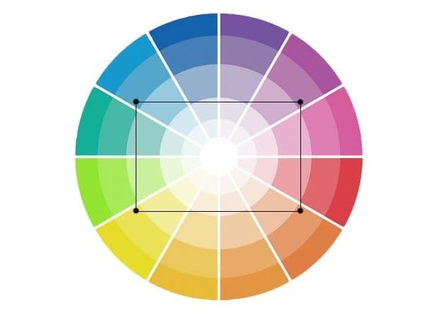 como combinar colores