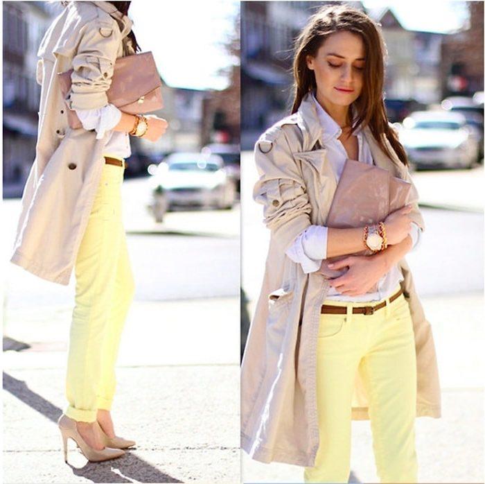 con que combina el color beige