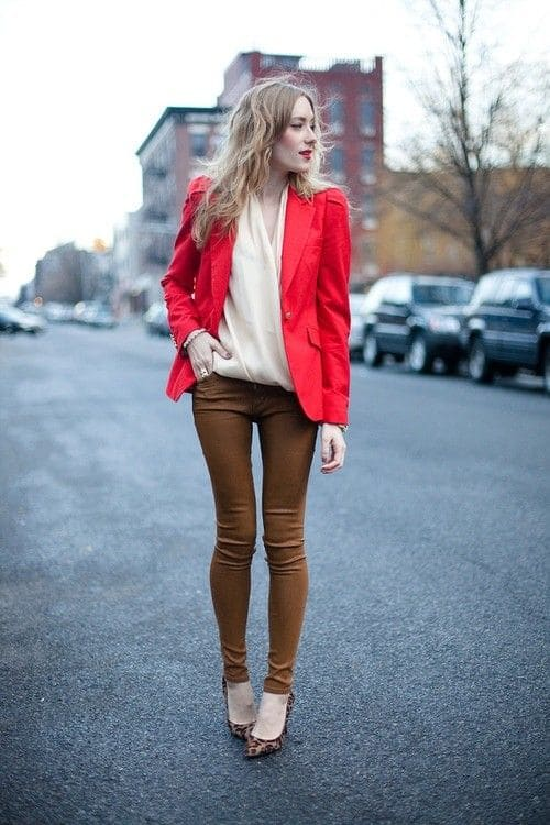 Combina El Color Cafe 16 Ideas Geniales Para Tus Outfits
