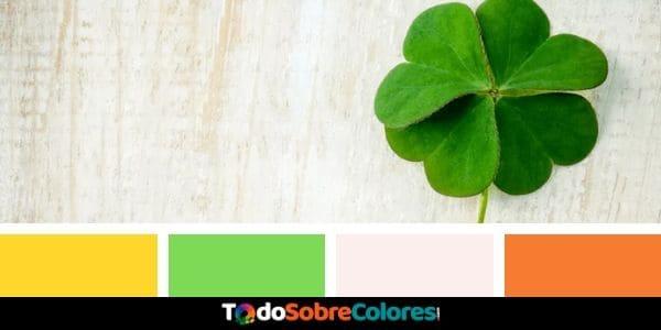 colores para atraer la suerte