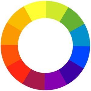 cuales son los colores adyacentes