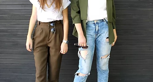 outfits colores atemporales