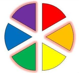 cuales son los colores secundarios