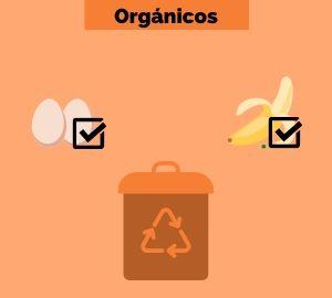 clasificacion colores reciclaje