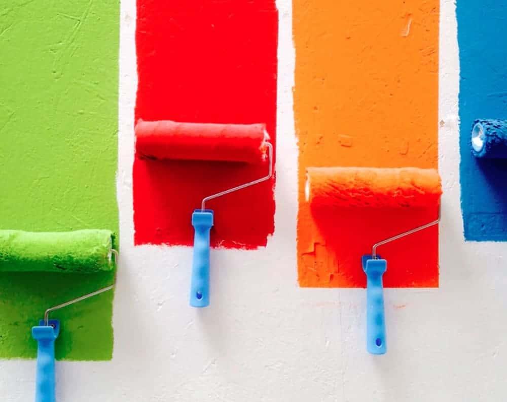escoger color pared