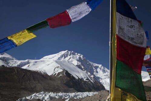 significado colores bandera himalaya